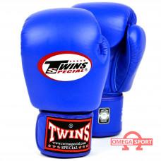 Боксерские перчатки 12 унц кожа Twins