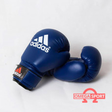Боксерские перчатки Adidas кож.зам