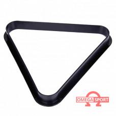 Треугольник для бильярда пластмассовый